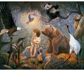 Gregory Perillo: Peaceable Kingdom - Nations at Rest
