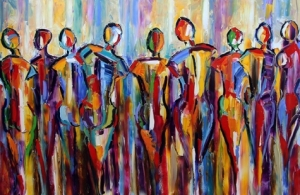 Laurie Pace: The People are Gathering