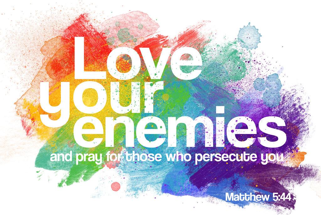 Matthew 5:38-48: About Revenge – Part II